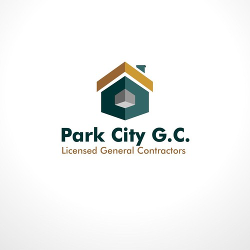 Logo For A Licensed General Contractor