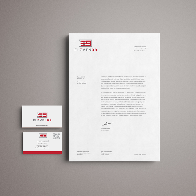 Winning design by Paul © Logo Element