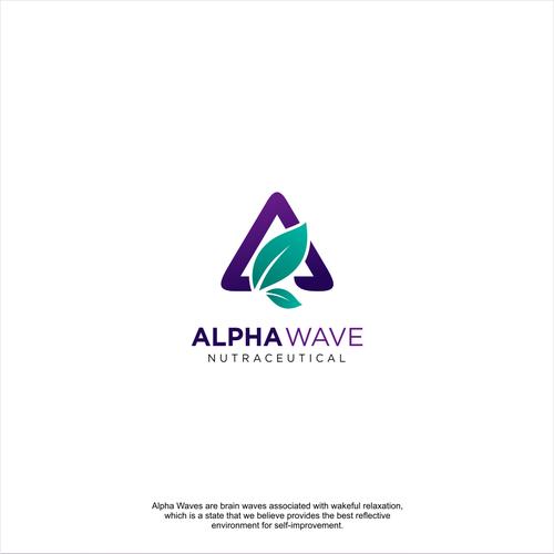 Alpha Wave Nutraceutical needs a logo! | Logo design contest