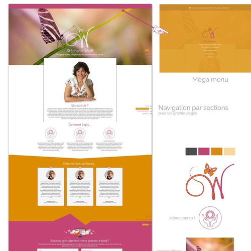 Runner-up design by TG GRAPHIC