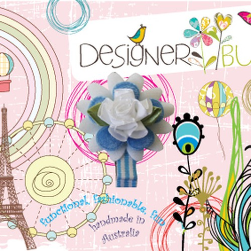 Runner-up design by BeButterfly