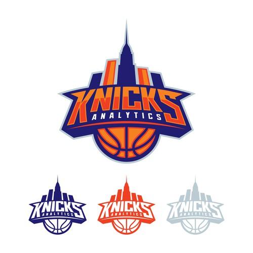 Create A Logo For Knicks Analytics Logo Design Contest 99designs
