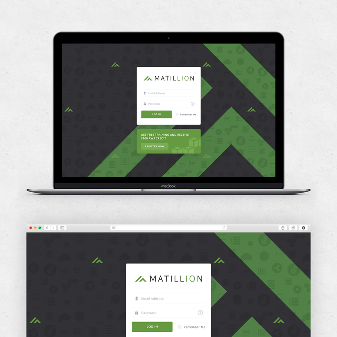 Winning design by MaliaCreative