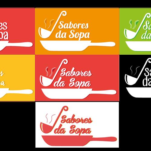 Runner-up design by LarisGomes
