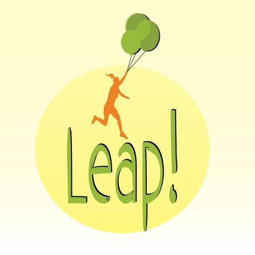 Viral News Website Needs A Playful Logo: Leap! Consulting Services Needs A Playful, Inventive Logo