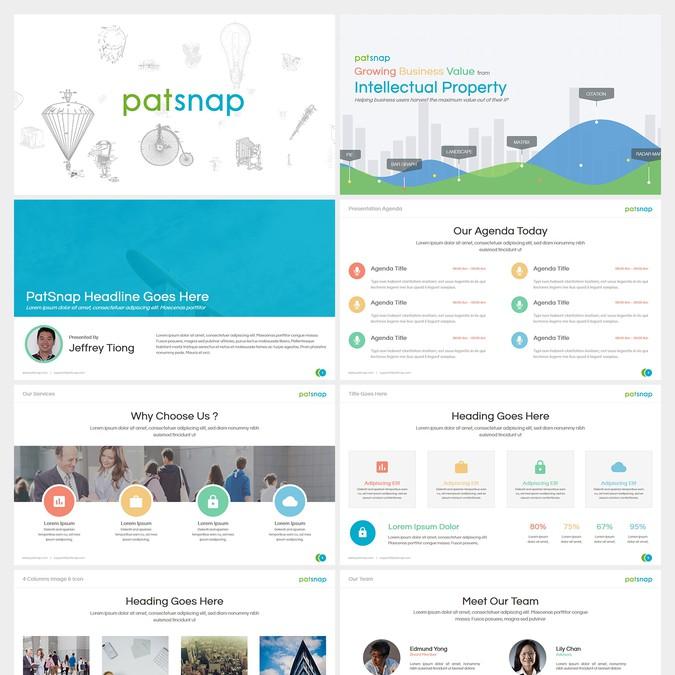 Winning design by Slide Atom