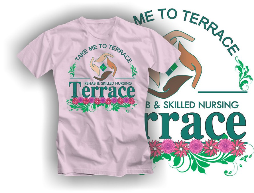 t-shirt design for nursing home nurses to wear on casual Friday ...