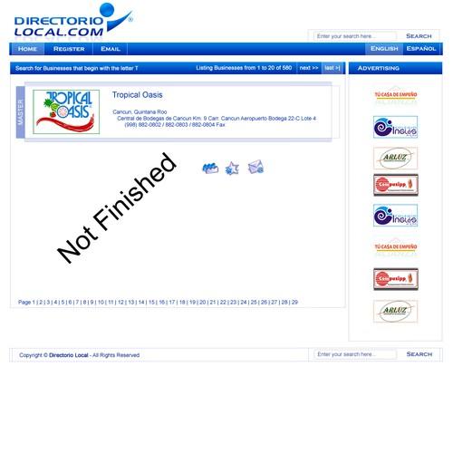 Ontwerp van finalist XtremXpert