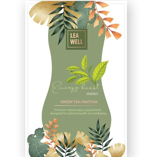 Runner-up design by Angona