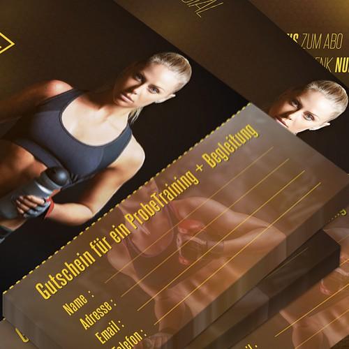 Runner-up design by DreamWebDesign
