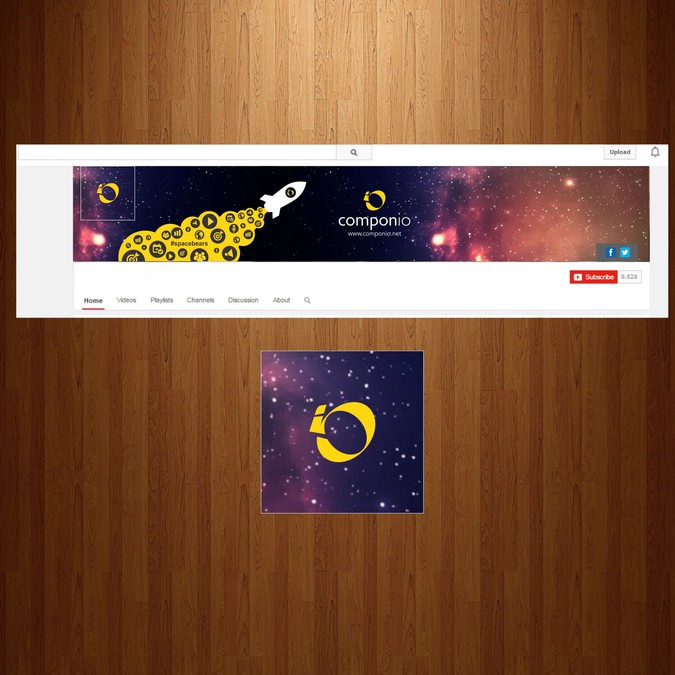 Gewinner-Design von creativeninja90