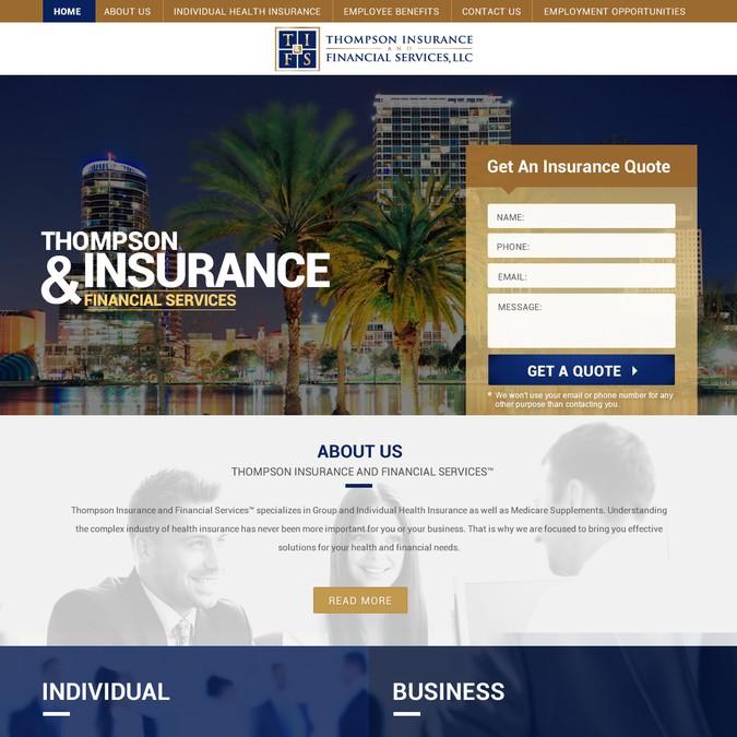 Gewinner-Design von webdesignunited