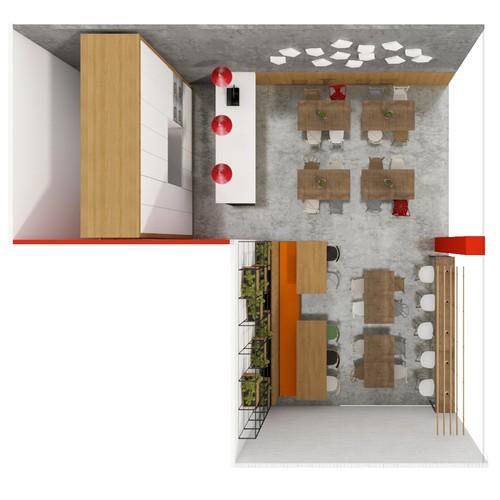 Diseño finalista de 3D-lab