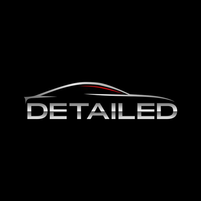 Create A High End Luxurious Modern Logo For An Auto Detailing