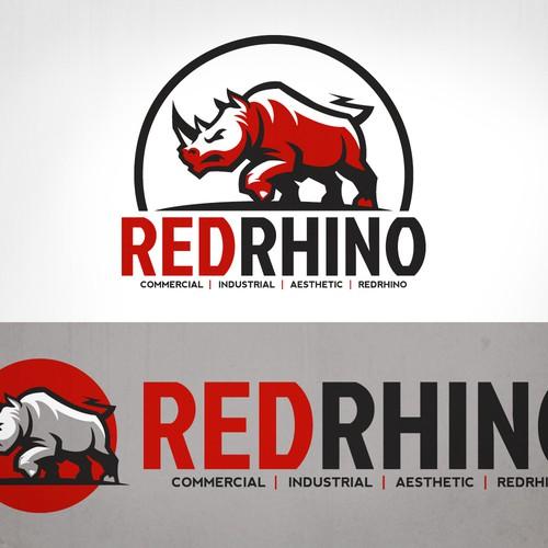 Runner-up design by REDPIN