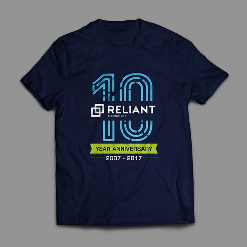 Fantastic 10 Year company Anniversary design needed | T ...