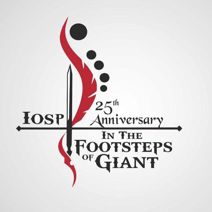 25 Anniversary Logo Design for the International Order of