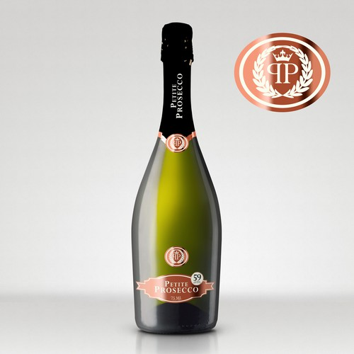 Low Calorie Prosecco Design by RedOne22
