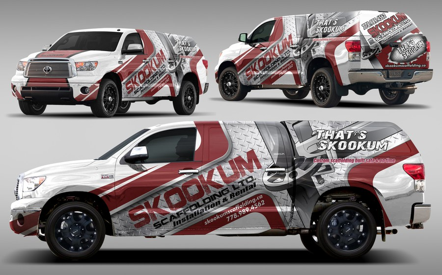 Winning design by Syns&Graphix