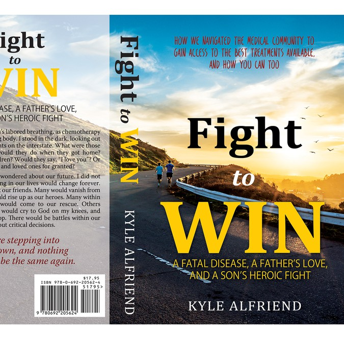 The Best Way To Fight With Teenager >> Design Book Cover For Teenager Victory Over Life Death