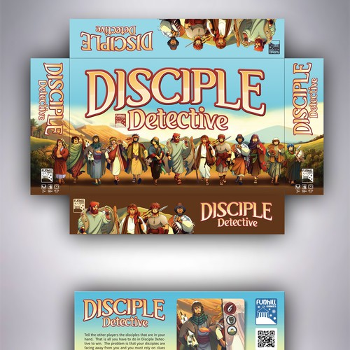 Design A Board Game Box Using Pre Made Illustrations Product Packaging Contest 99designs