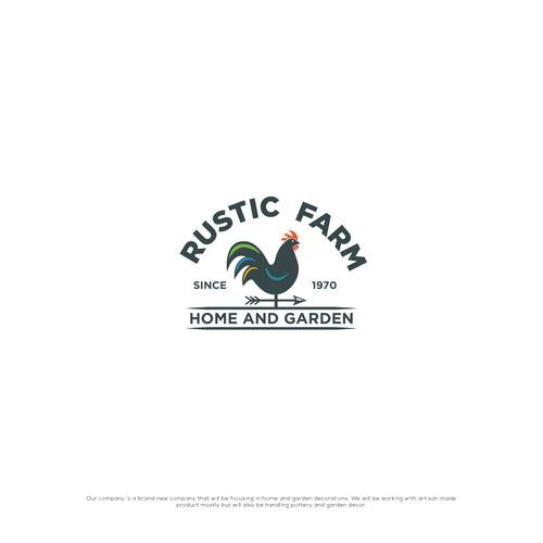 Rustic Farm Logo Design Contest 99designs