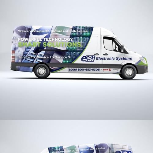 Runner-up design by Silicium Studio