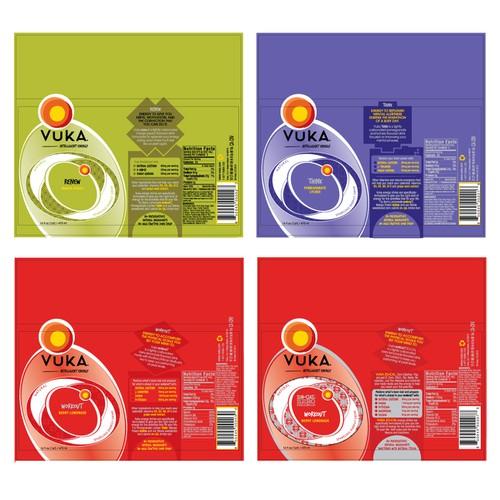 Runner-up design by FiftyDesign