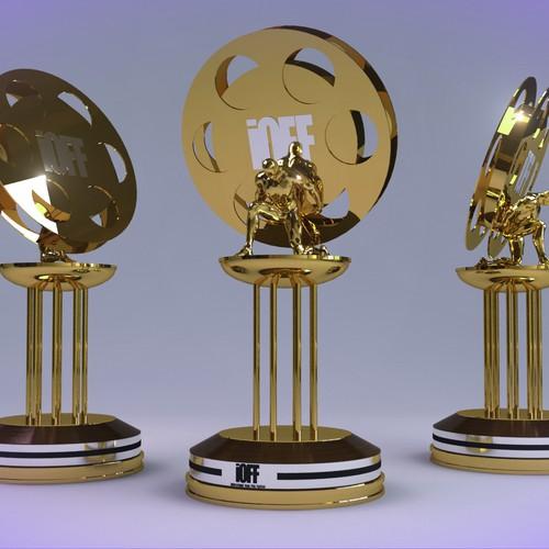 Runner-up design by Vron