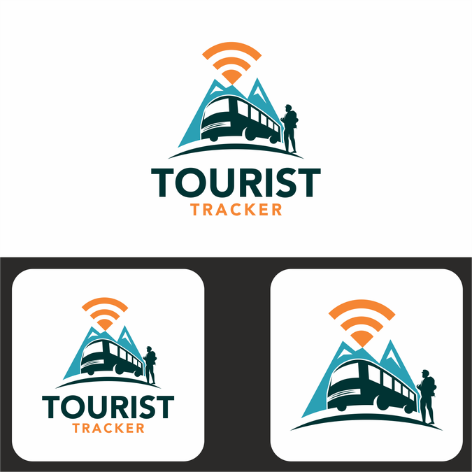Tourist tracker logo design contest for Home decor logo 99 design contest