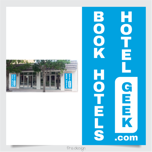 Design a sign logo for hotel booking company please read for Hotel booking design
