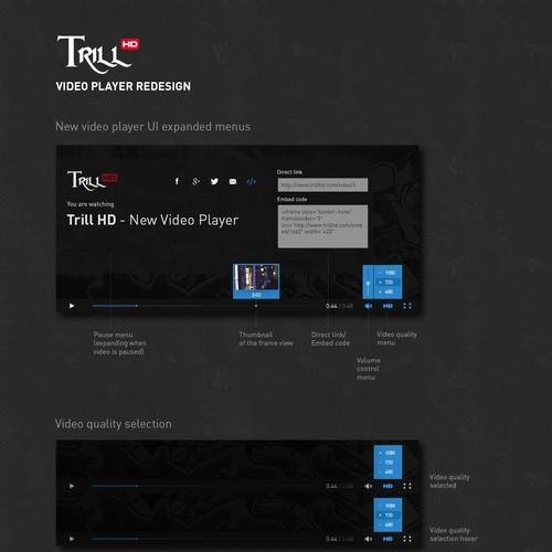 Runner-up design by Feel Designs