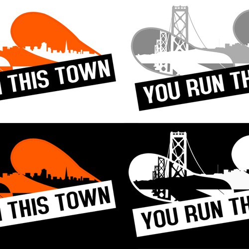 Runner-up design by Impact.webs