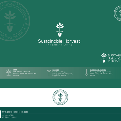 Design an innovative and modern logo for a successful 17 year old environmental non-profit Design by Arthean