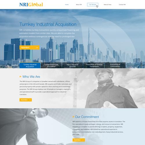 Diseño finalista de KR Designs