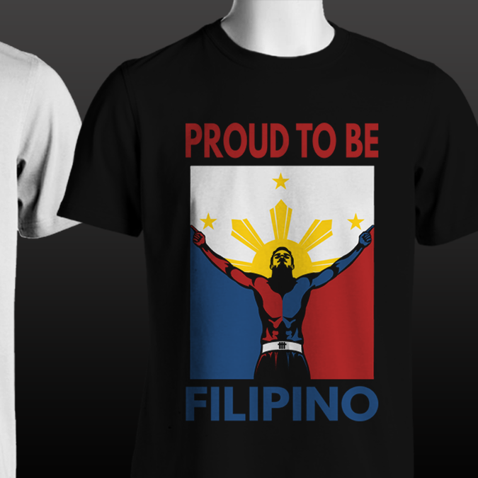 Philippines Modern T Shirt Hoodie Design For Kids And