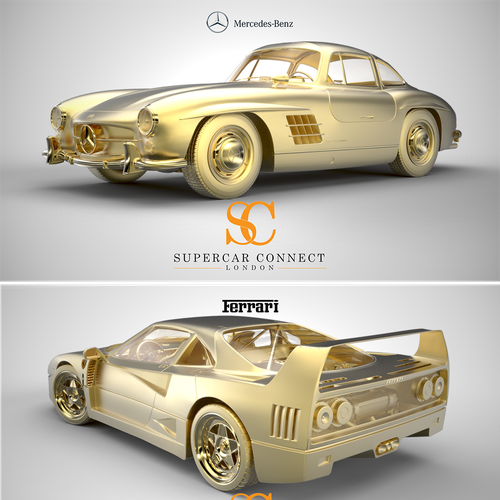 Diseño finalista de SergioBL