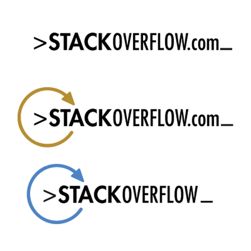 logo for stackoverflow.com Design by hooktail