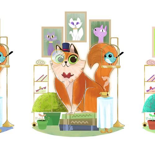 Diseño finalista de Yono Torres