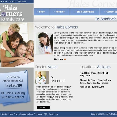 Design finalista por webs.solutions