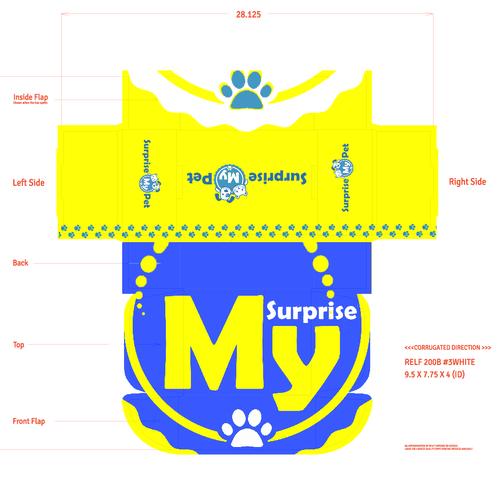 Zweitplatziertes Design von Mia Miola