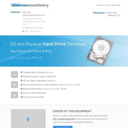 Design finalista por Designer House