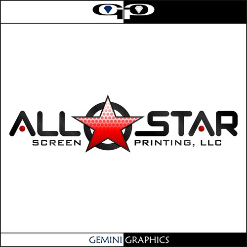 Runner-up design by Gemini Graphics
