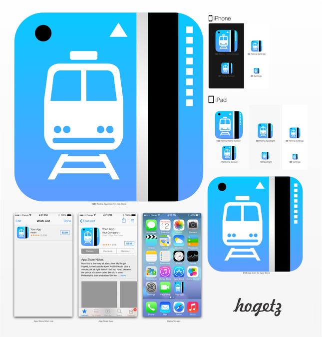 Winning design by hoGETz
