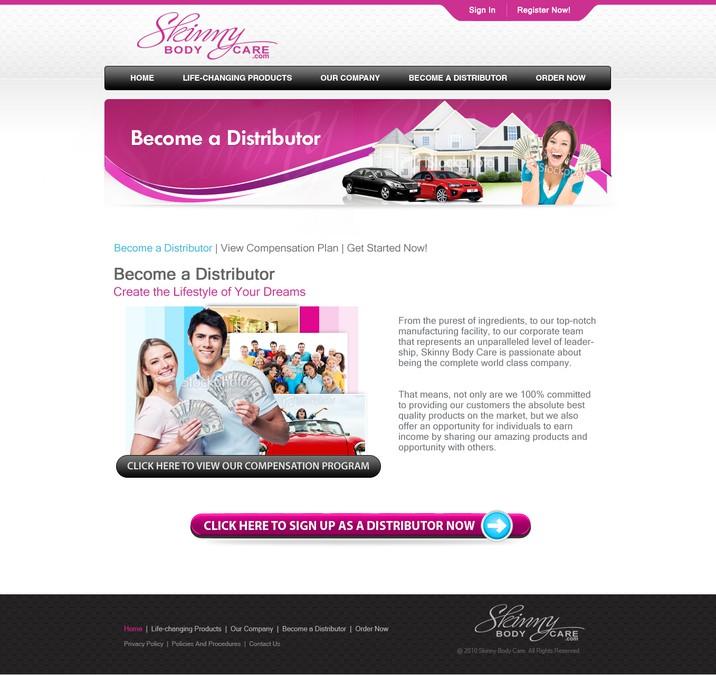 Winning design by dCreator