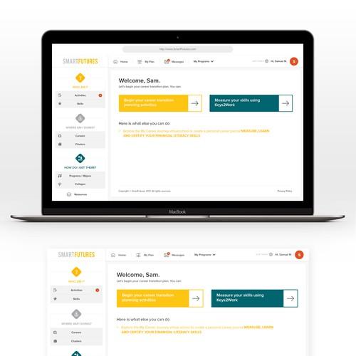 Design finalisti di webDAE