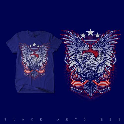 Diseño finalista de Black Arts 888