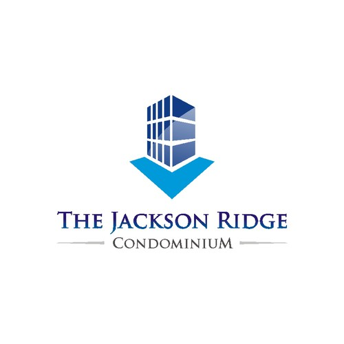 washington dc condominium building logo concurso logotipos