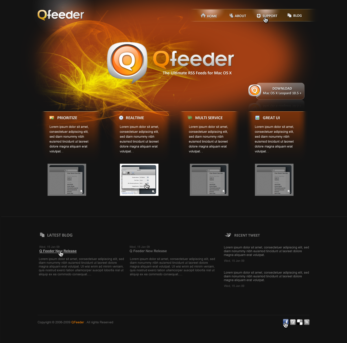 Web Page Design by basedidea