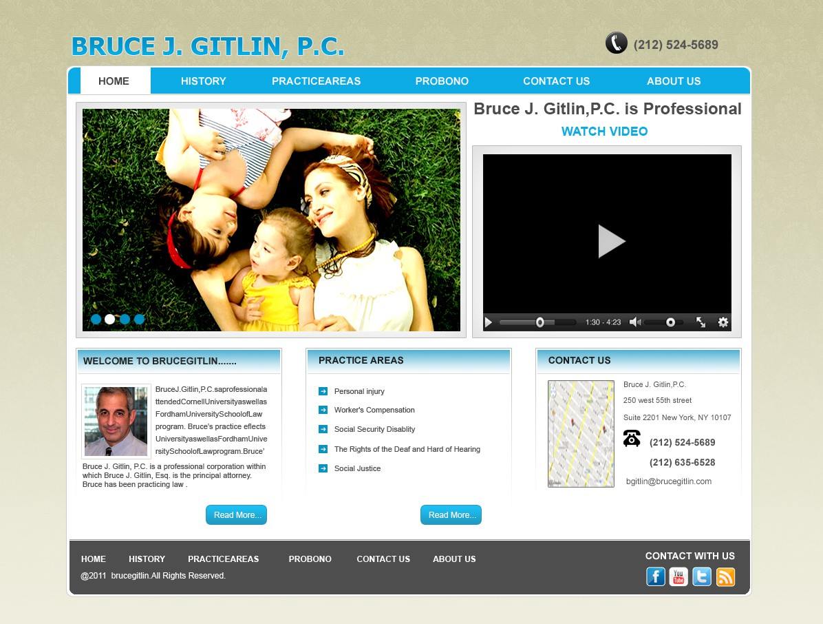Web Page Design by Mamun.designer
